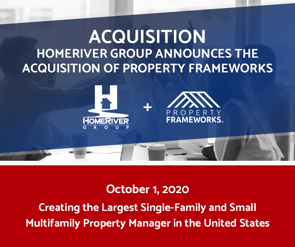 HomeRiver Group Bought Proeprty Frameworks
